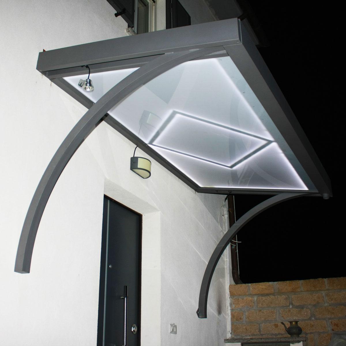 Lavorazioni-Ferro-Pensilina-con-Illuminazione-Led_Cerquetani